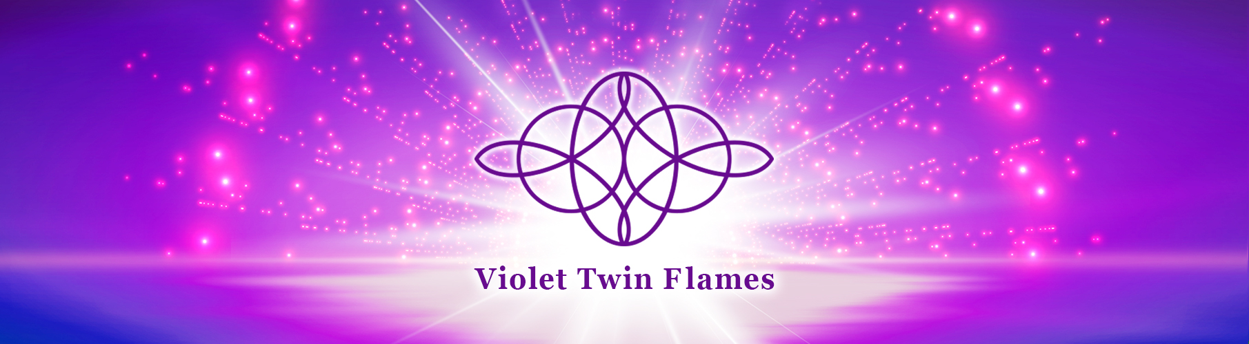 violet twin flames